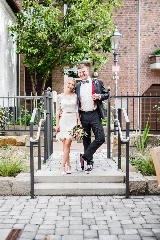 Alexandra und Sven